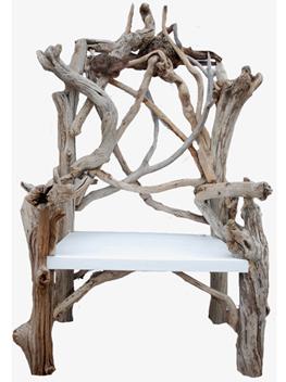 driftwood throne thronem driftwood